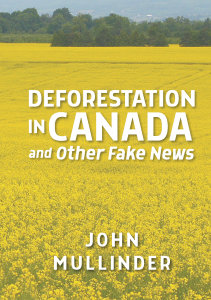 Deforestation in Canada - a unique look at the paper industry