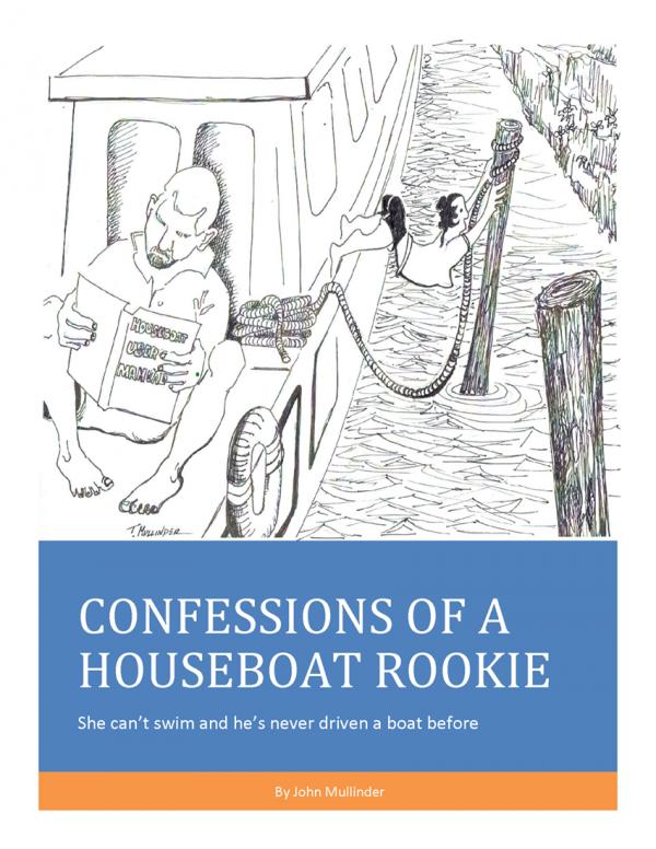 Secrets of a houseboat rookie